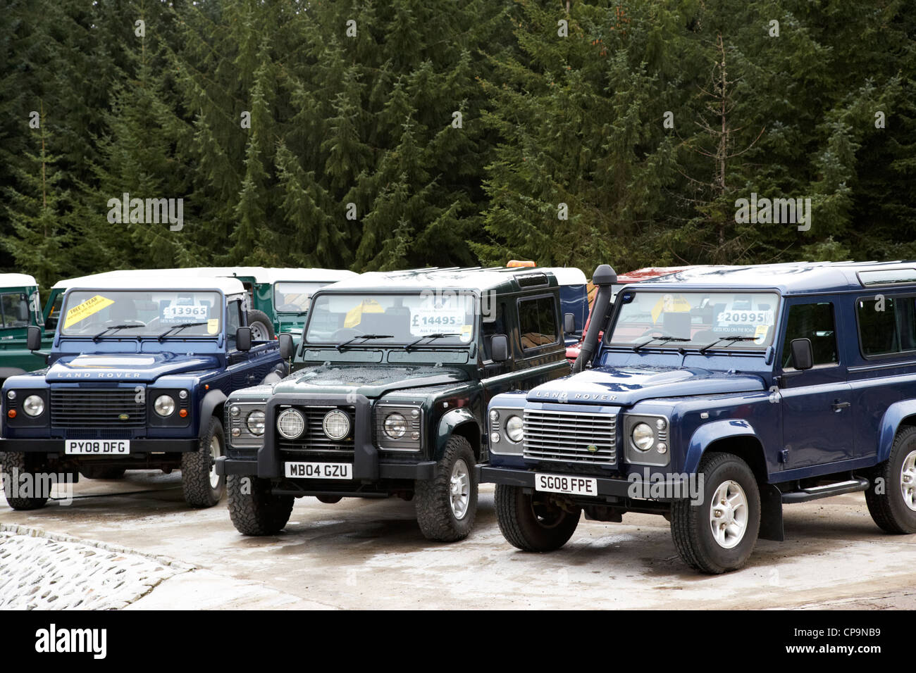 Rugged British Land Rover Stock Photos Amp Rugged British