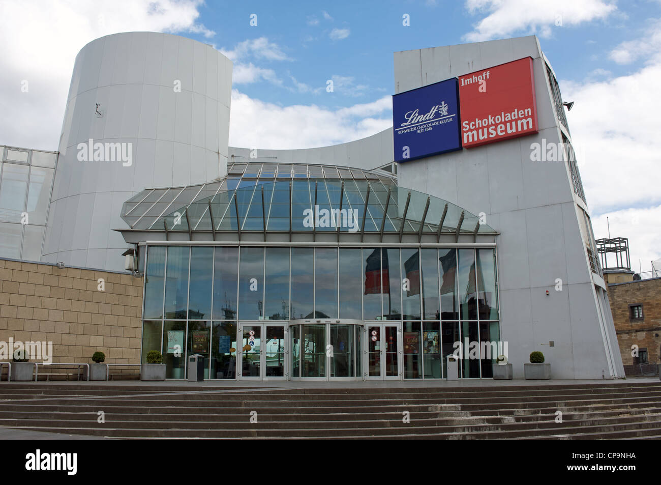 Chocolate Museum Cologne Germany Stock Photo 48157686 Alamy