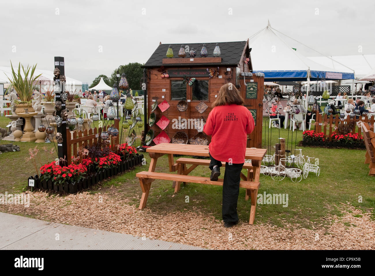 Garden Furniture Cheshire Rhs flower show tatton park cheshire a trade stand promoting rhs flower show tatton park cheshire a trade stand promoting garden furniture and ornaments workwithnaturefo
