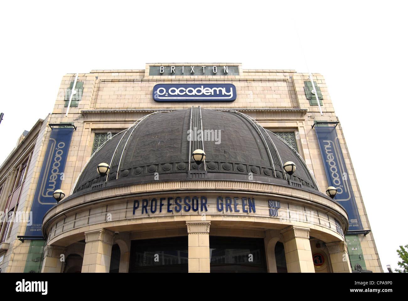 Brixton Academy Stock Photo