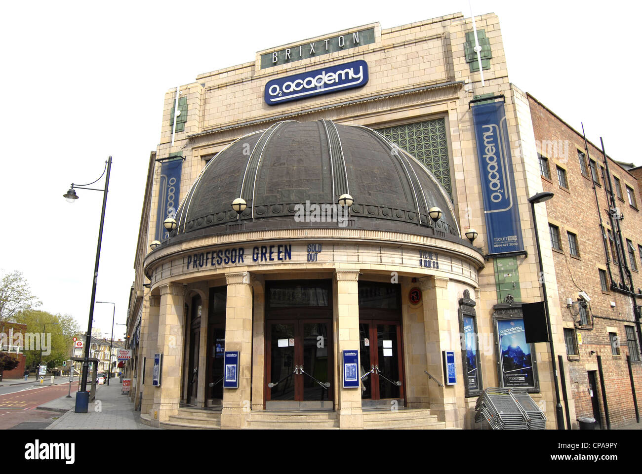 Brixton Academy Stock Photo