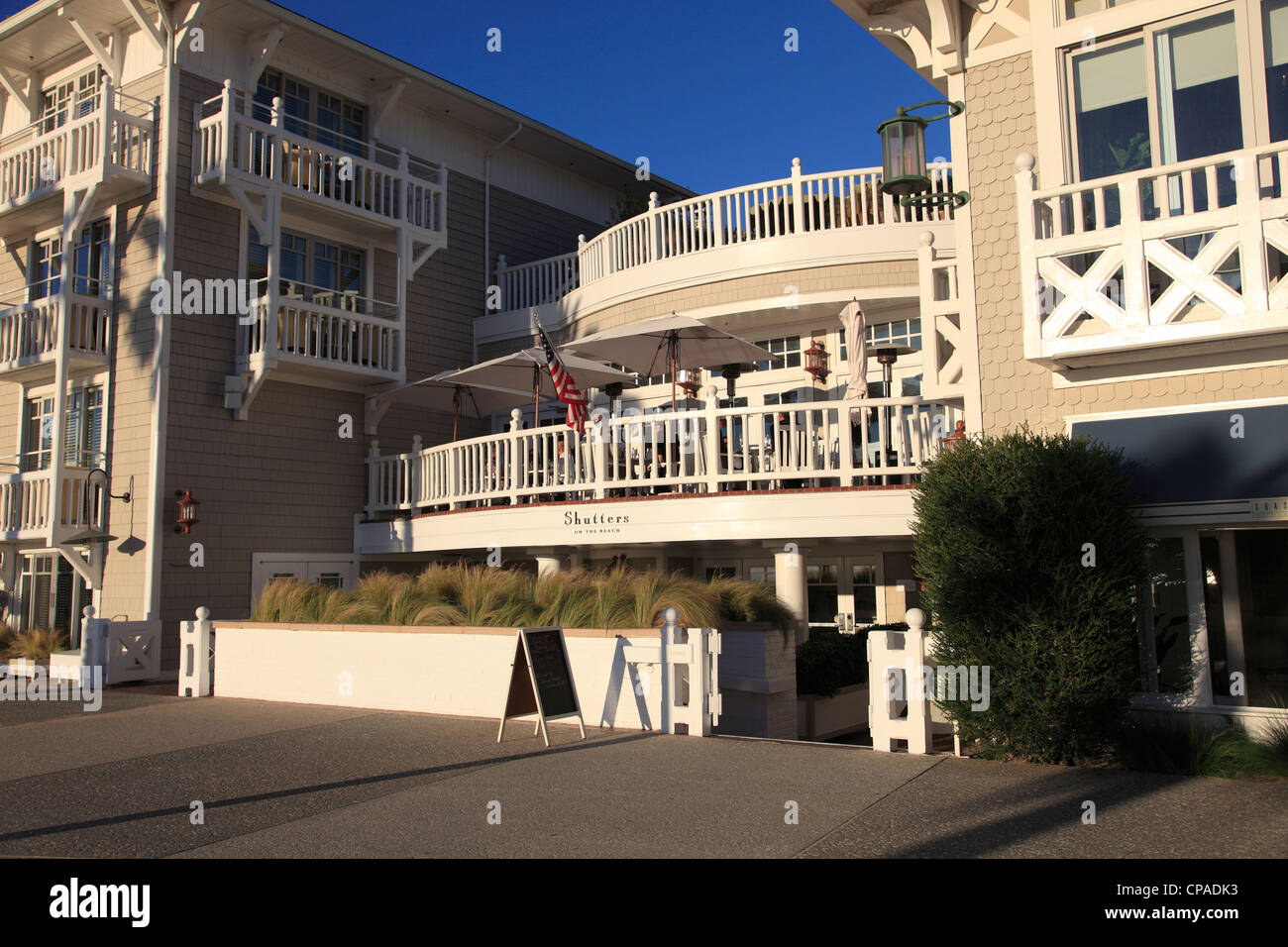 Shutters On The Beach High Resolution Stock Photography And Images Alamy