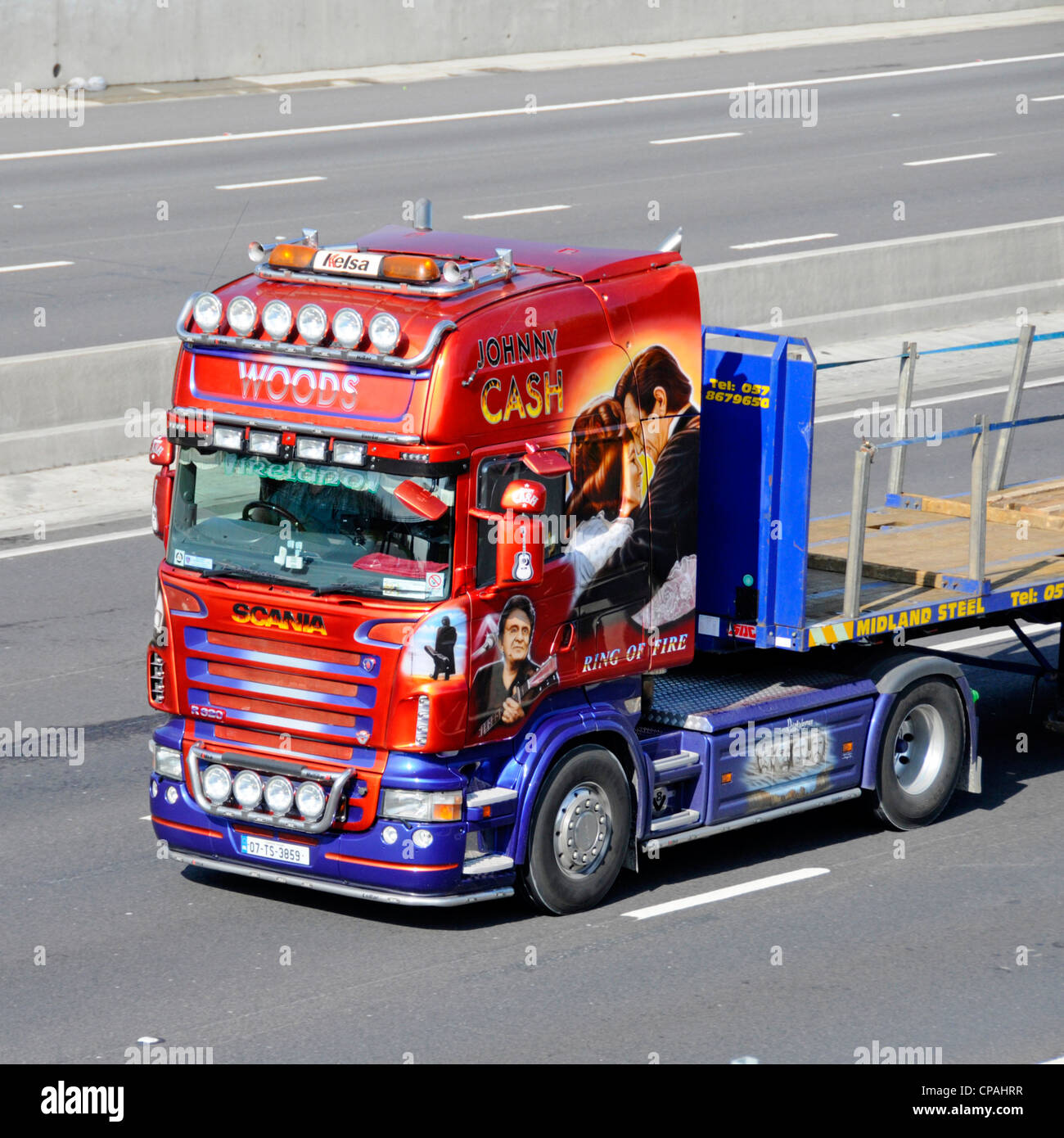 Decorated Truck Stock Photos & Decorated Truck Stock Images - Alamy