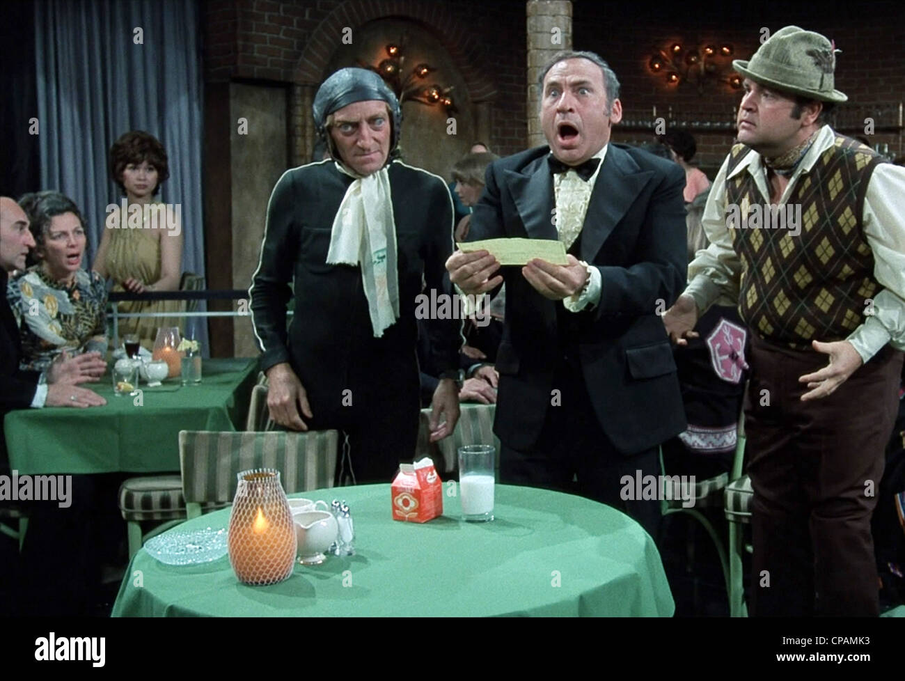 Silent Movie 1976 Marty Feldman Mel Brooks Dom Deluise Mel