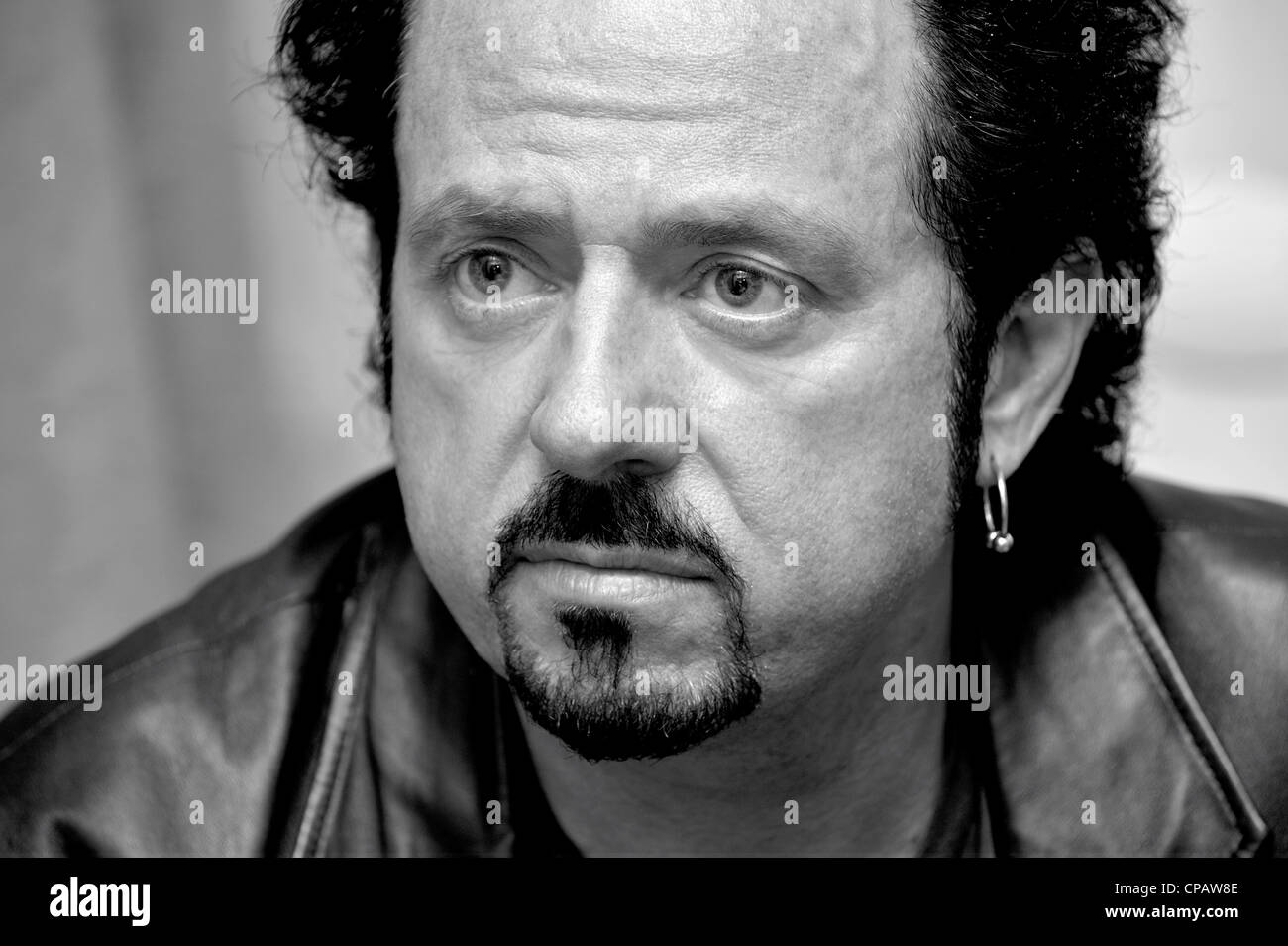 Steve Lukather, guitarist, vocalist, composer, producer, arranger, toto, lukather, music, - Stock Image