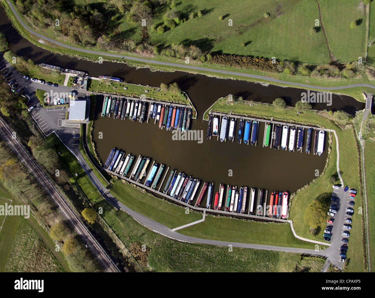 Narrow Foyer Yacht : Burnley stock photos images alamy