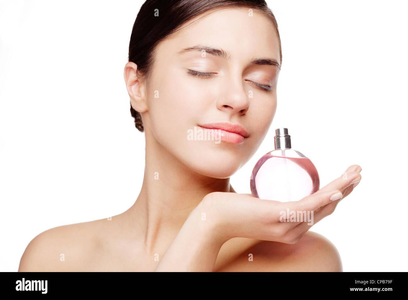 perfume - Stock Image