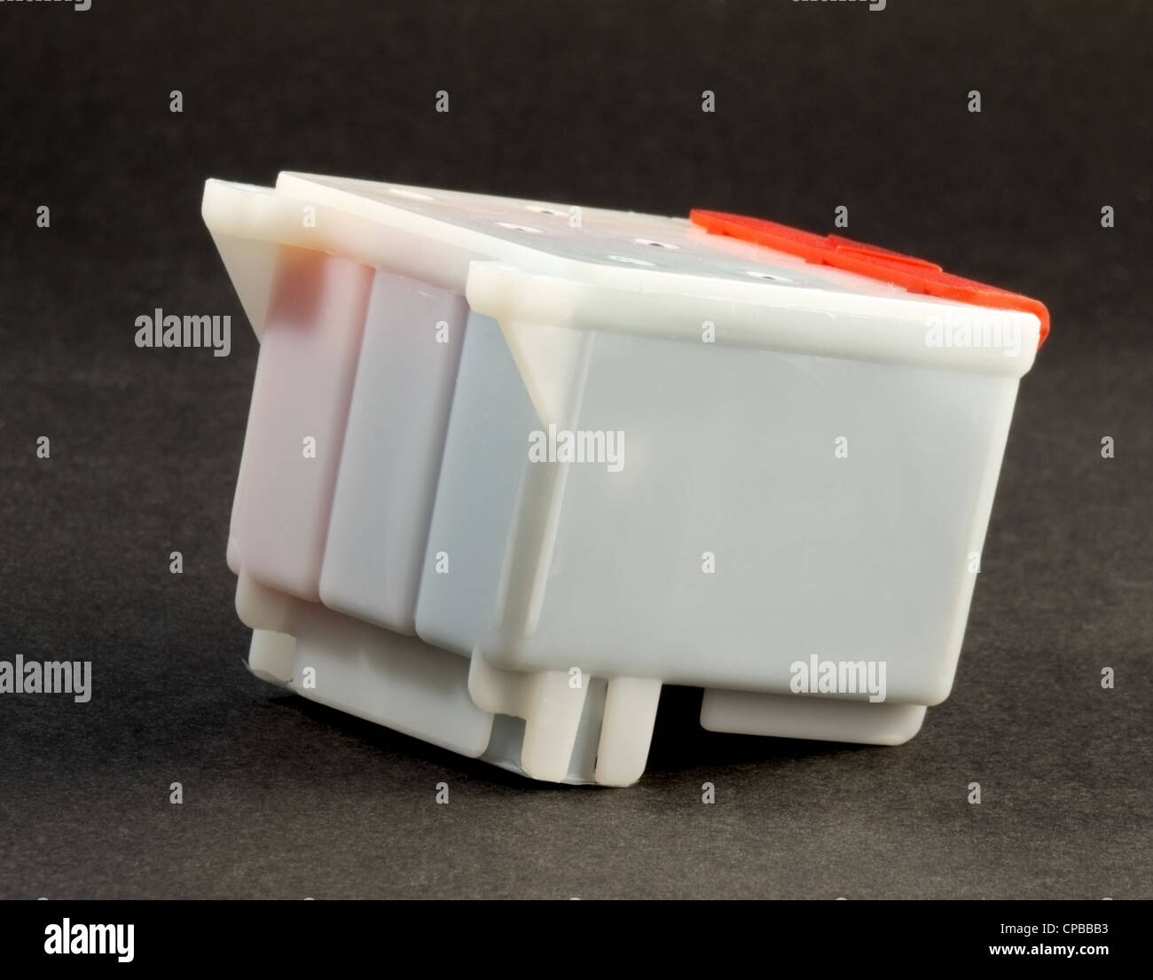 Compatible ink cartridge - Stock Image