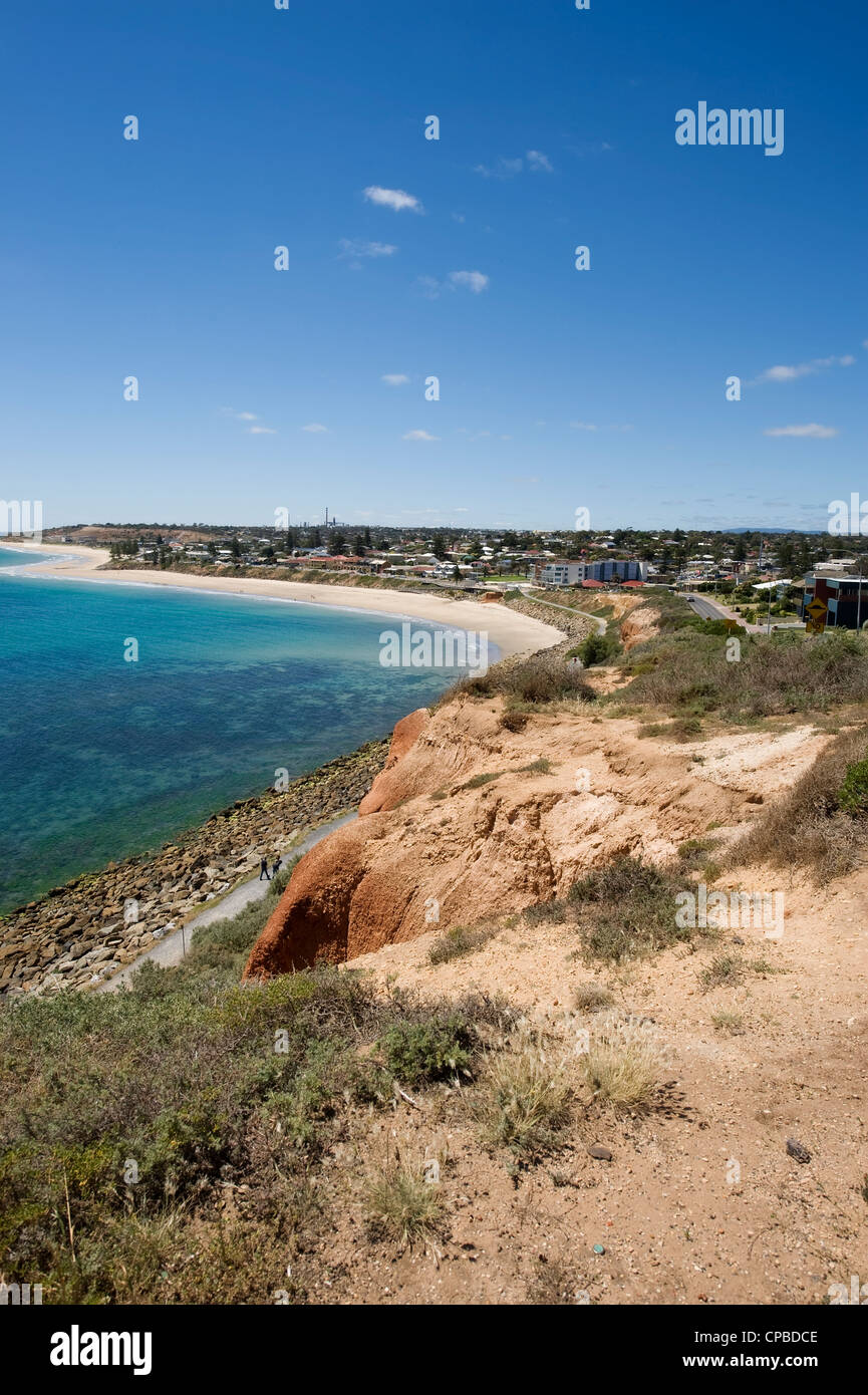 Christies Beach, South Australia - Stock Image