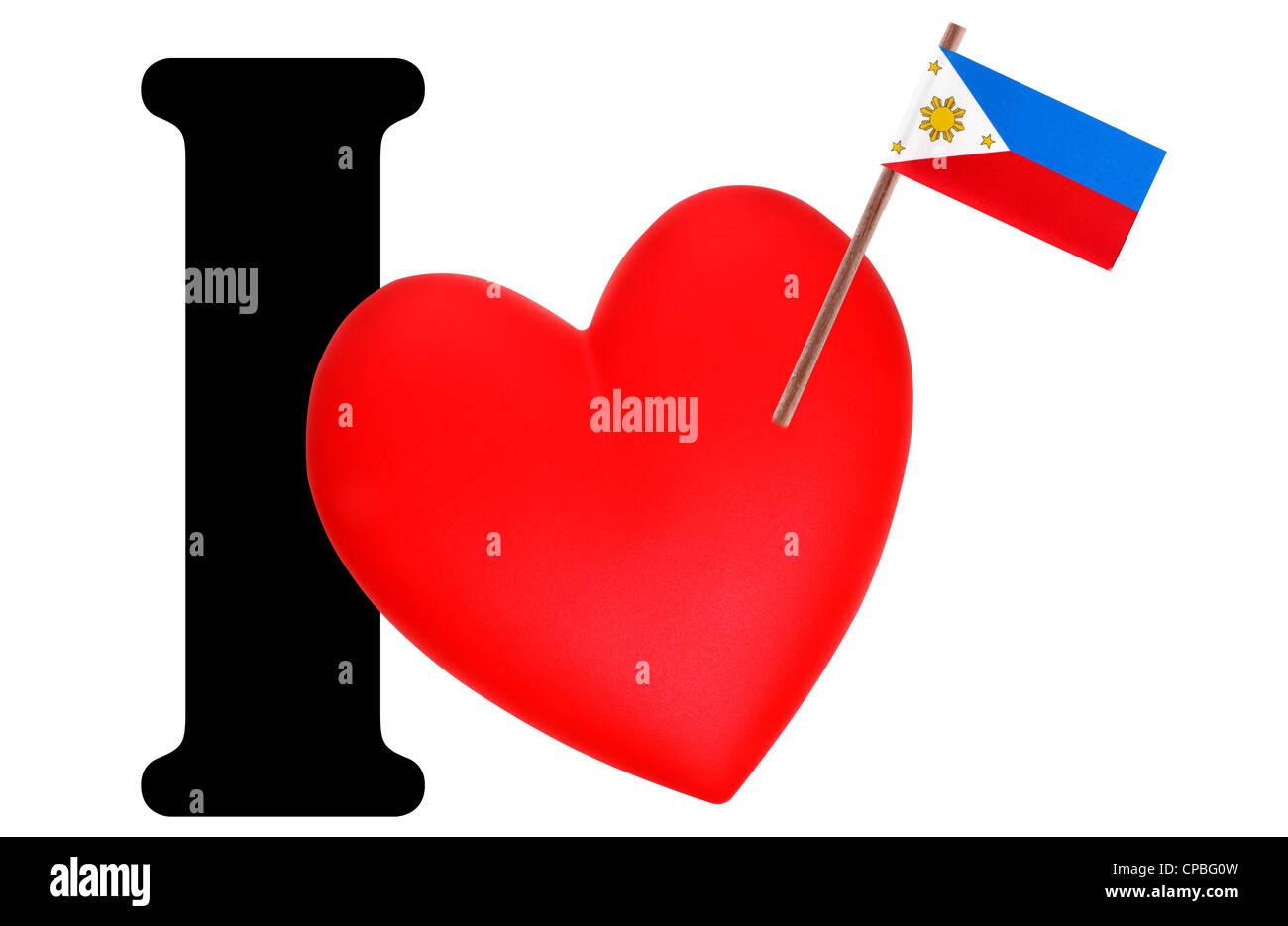 The Philippines Cut Out Stock Images & Pictures - Alamy