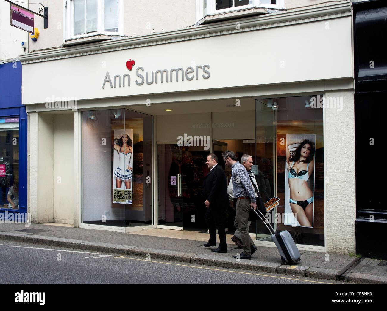 Ann summers manchester market street