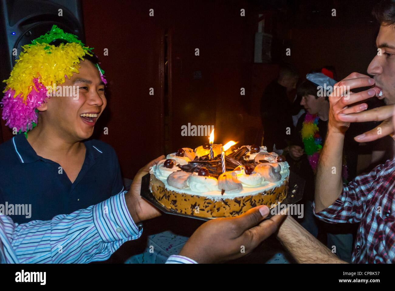 Peachy Gay Birthday Cake Stock Photos Gay Birthday Cake Stock Images Funny Birthday Cards Online Alyptdamsfinfo