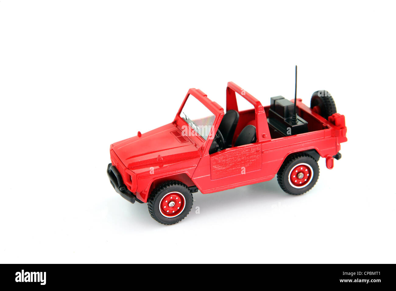 Small Jeep Car Cut Out Stock Images Pictures Alamy
