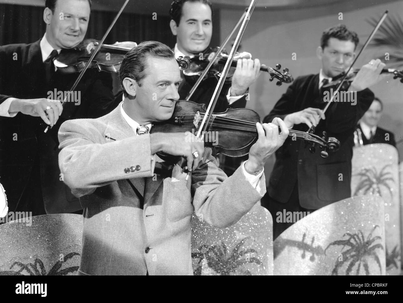 HARRY JAMES (1916-1983) US big band leader  about 1938 Stock Photo