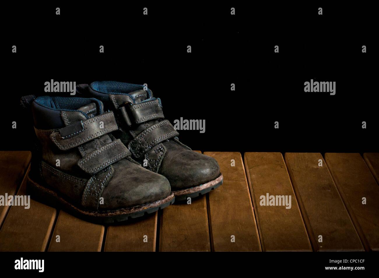 Children S Shoes Mucky