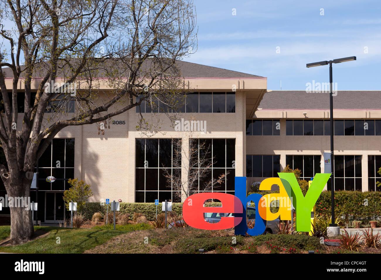 Ebay Headquarters Building San Jose California Stock Photo Alamy