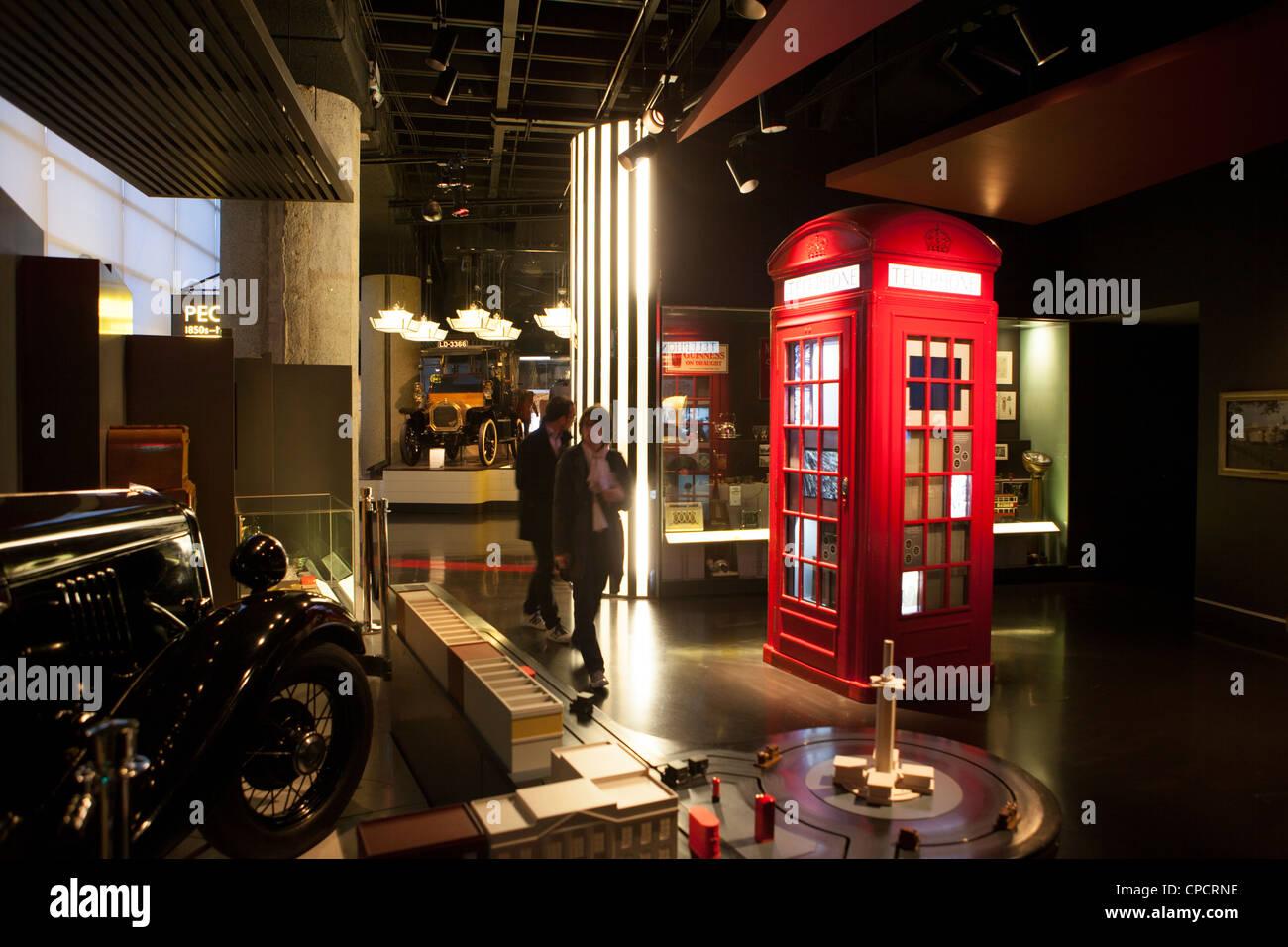 Museum of London - Stock Image