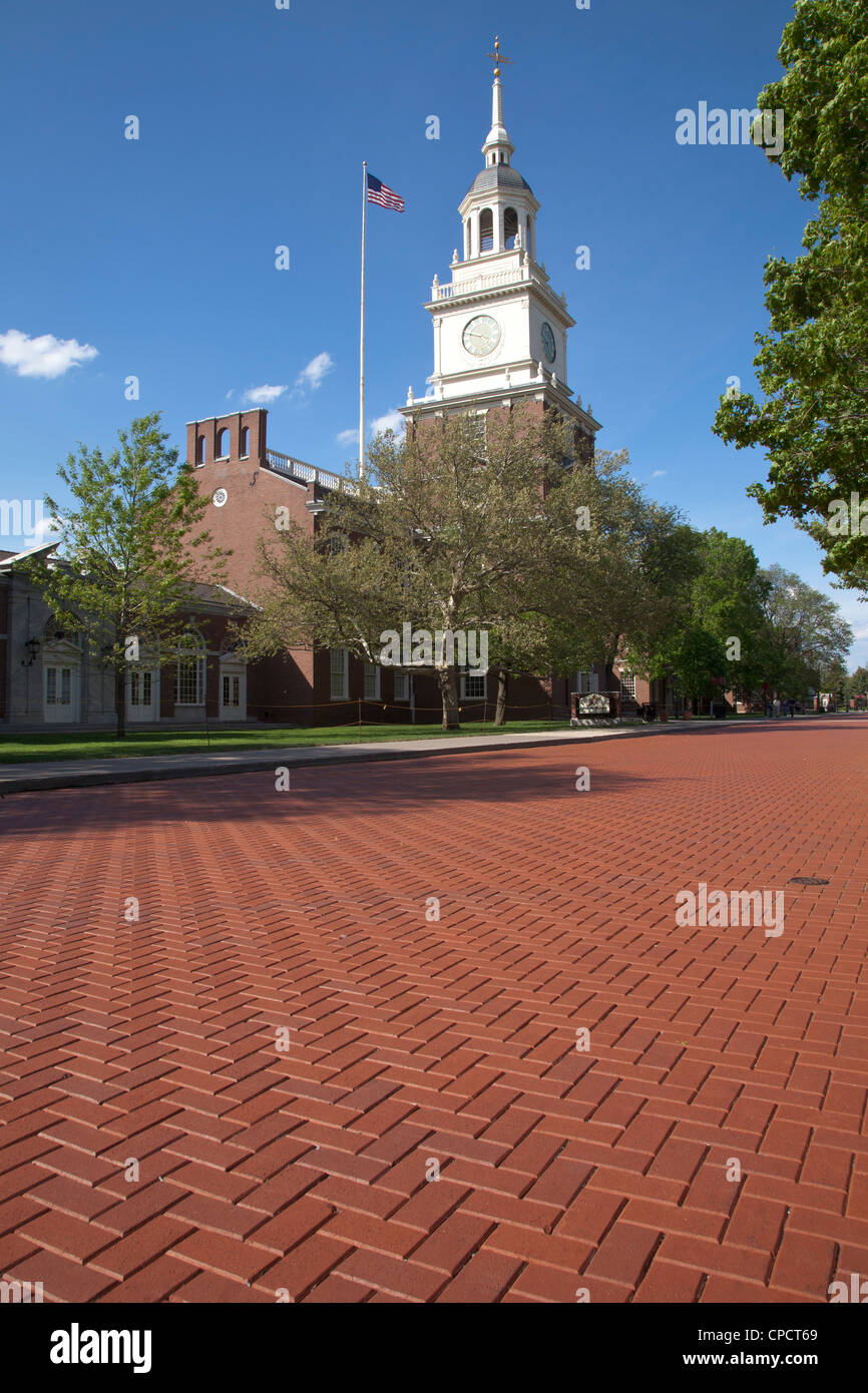 Henry Ford Museum, Greenfield Village, Dearborn, Michigan - Stock Image