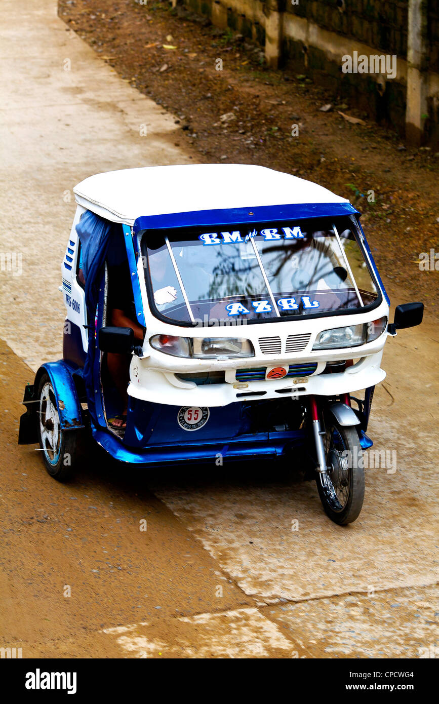 Tricycle Philippines Stock Photos & Tricycle Philippines