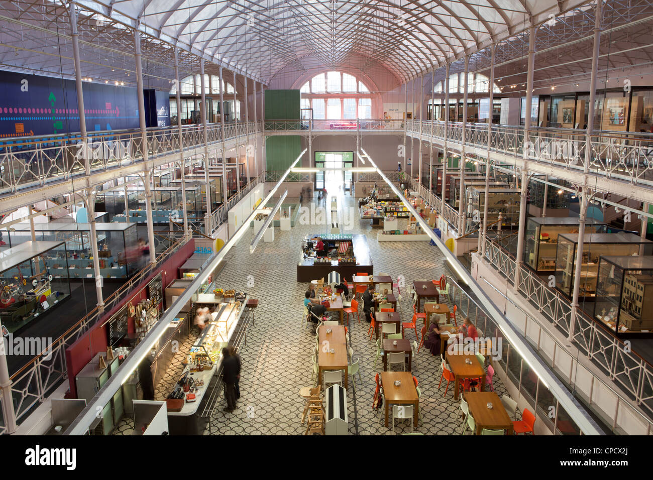 Museum of Childhood Bethnal Green East London - Stock Image