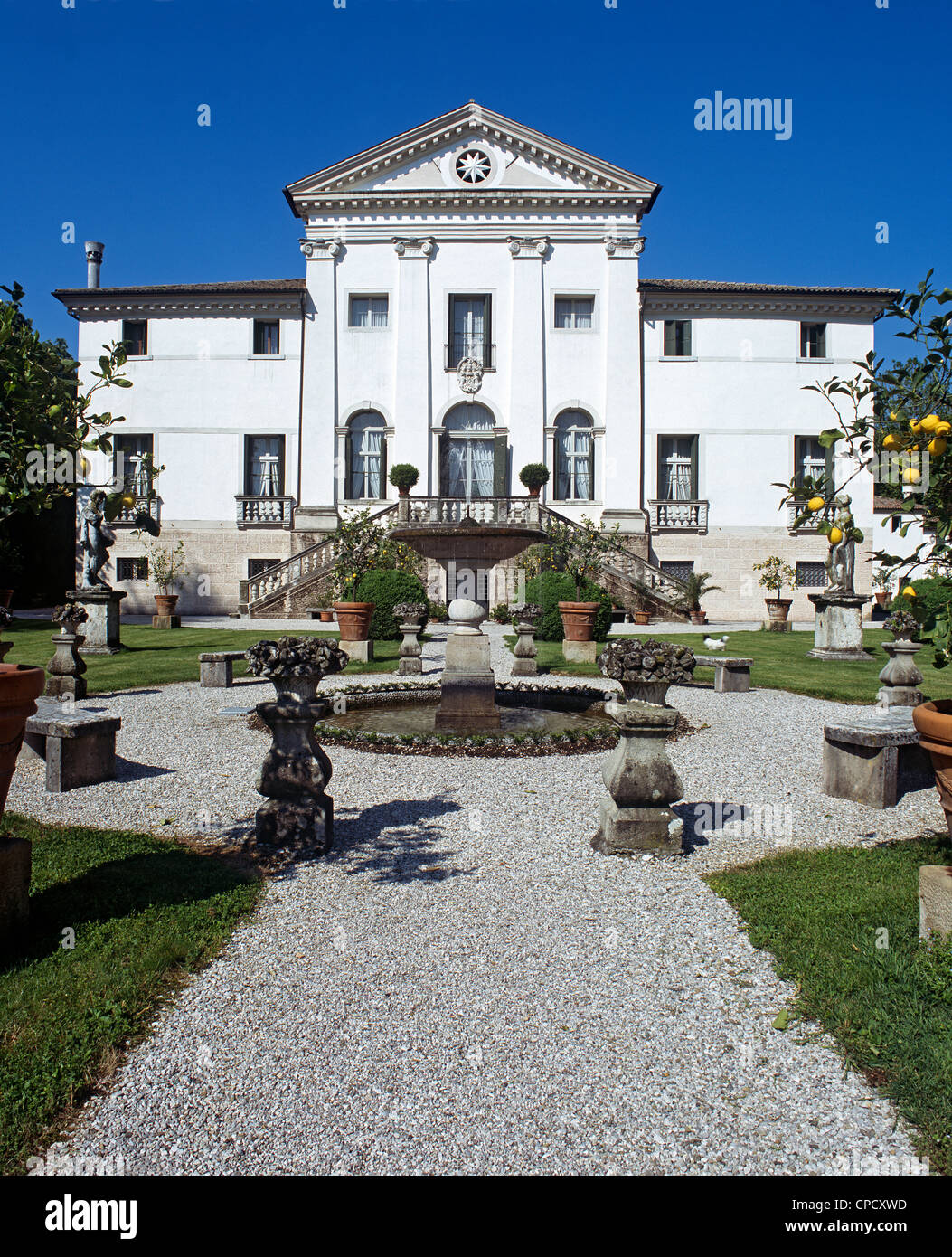 Villa Sandi. The Headquarters of the Homonymous Winery ...