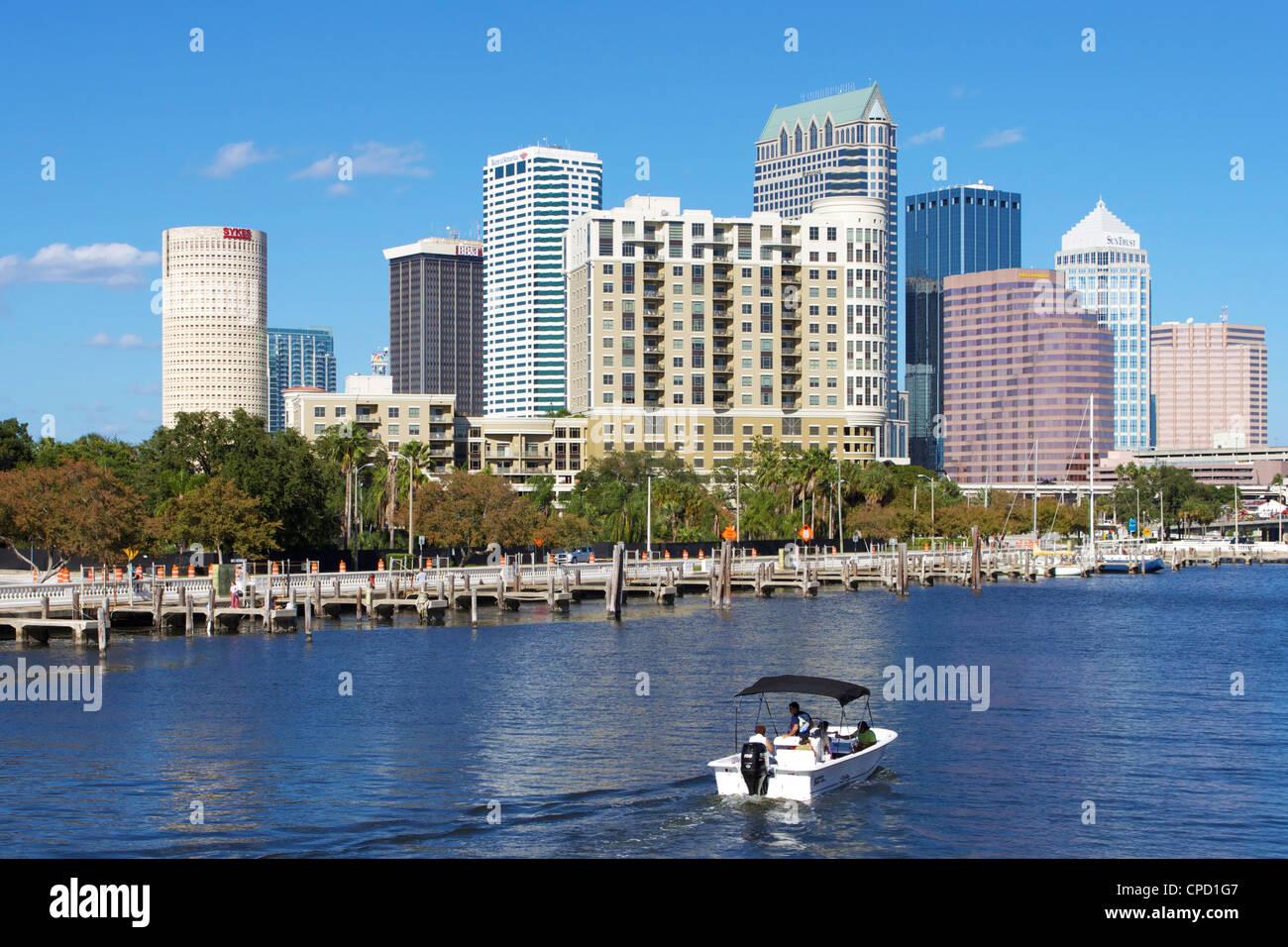 Tampa, Gulf Coast, Florida, United States of America, North America - Stock Image
