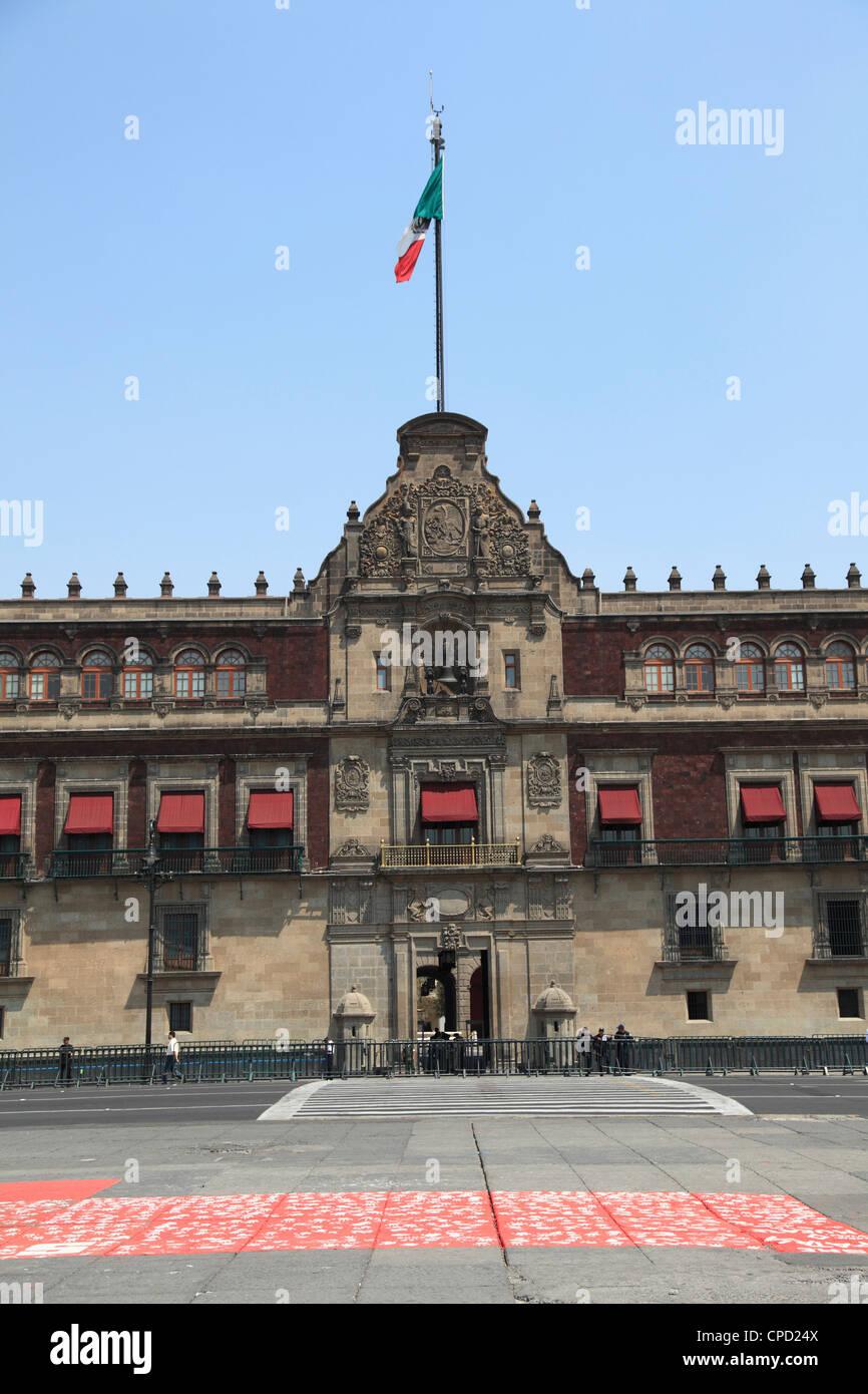 National Palace (Palacio Nacional), Zocalo, Plaza De La