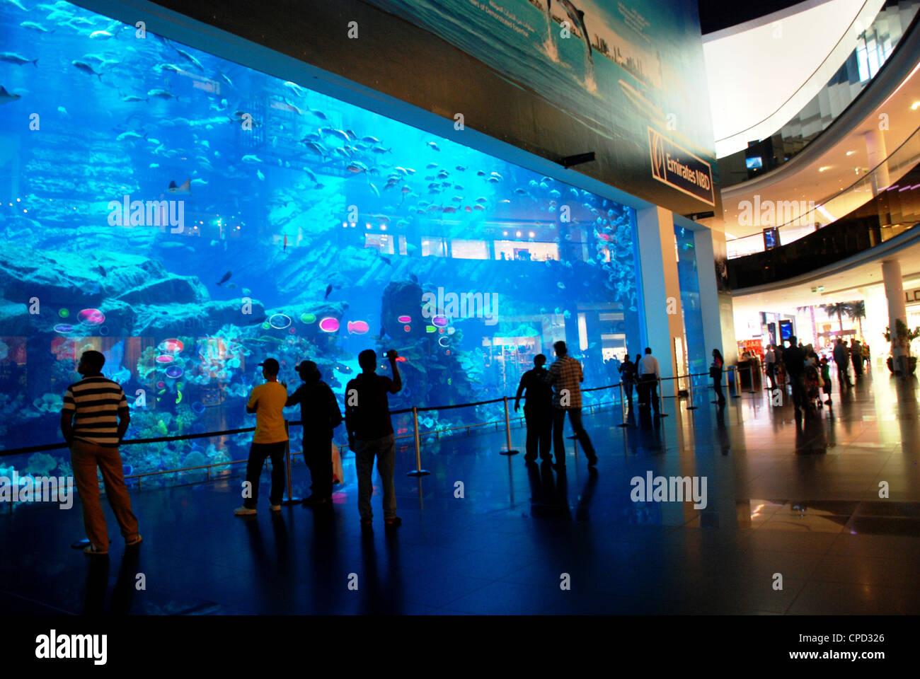 Inside The Burj Khalifa Dubai Stock Photo 48230958 Alamy