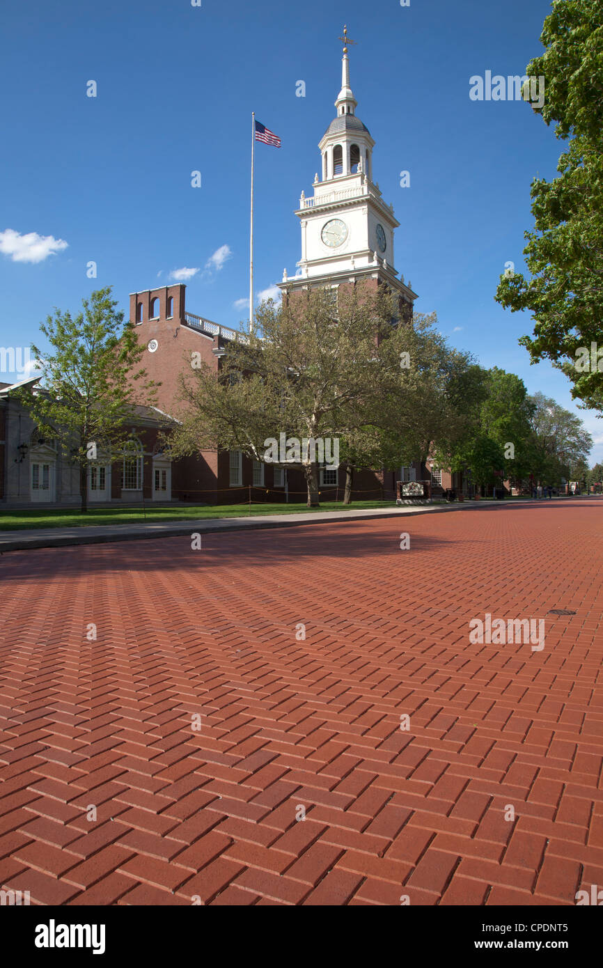 Henry Ford Museum, Greenfield Village, Dearborn, Detroit, Michigan - Stock Image