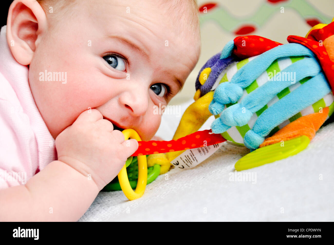 Toys for a month old baby