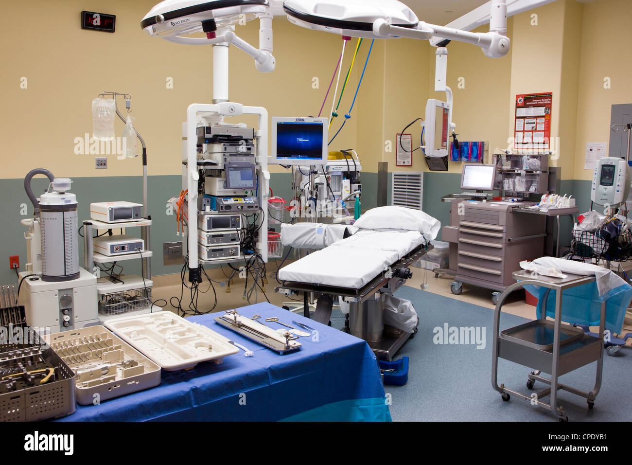Operating Room Stock Photos Operating Room Stock Images Alamy