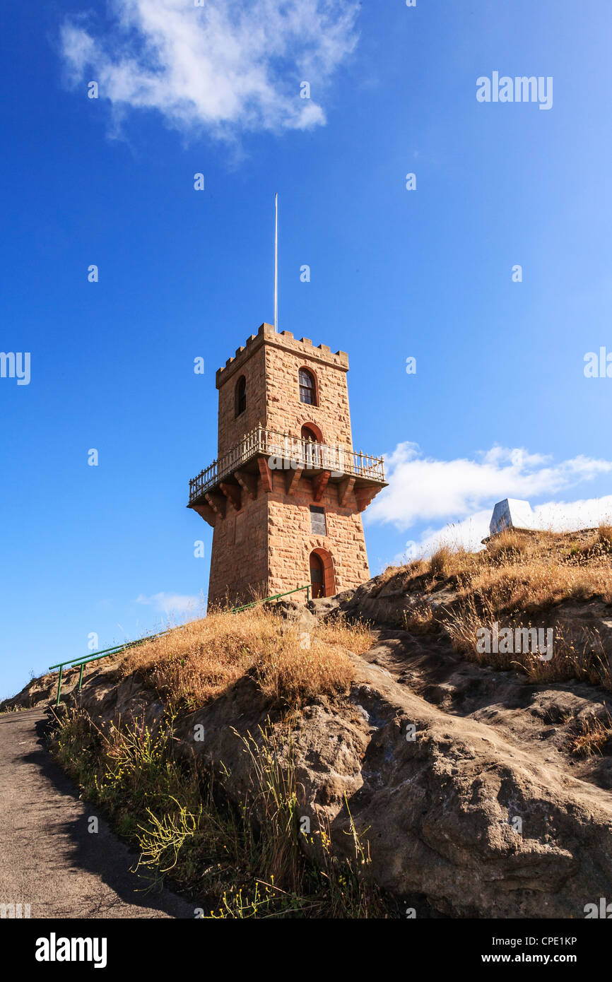 Centenary Tower, Mount Gambier, South Australia. - Stock Image
