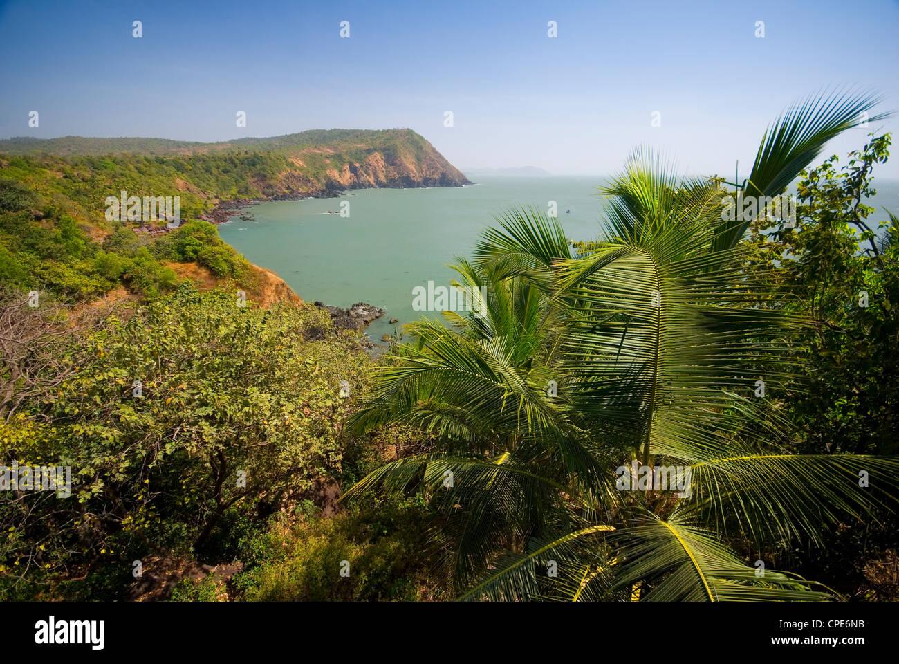Cabo De Rama, Goa, India, Asia - Stock Image