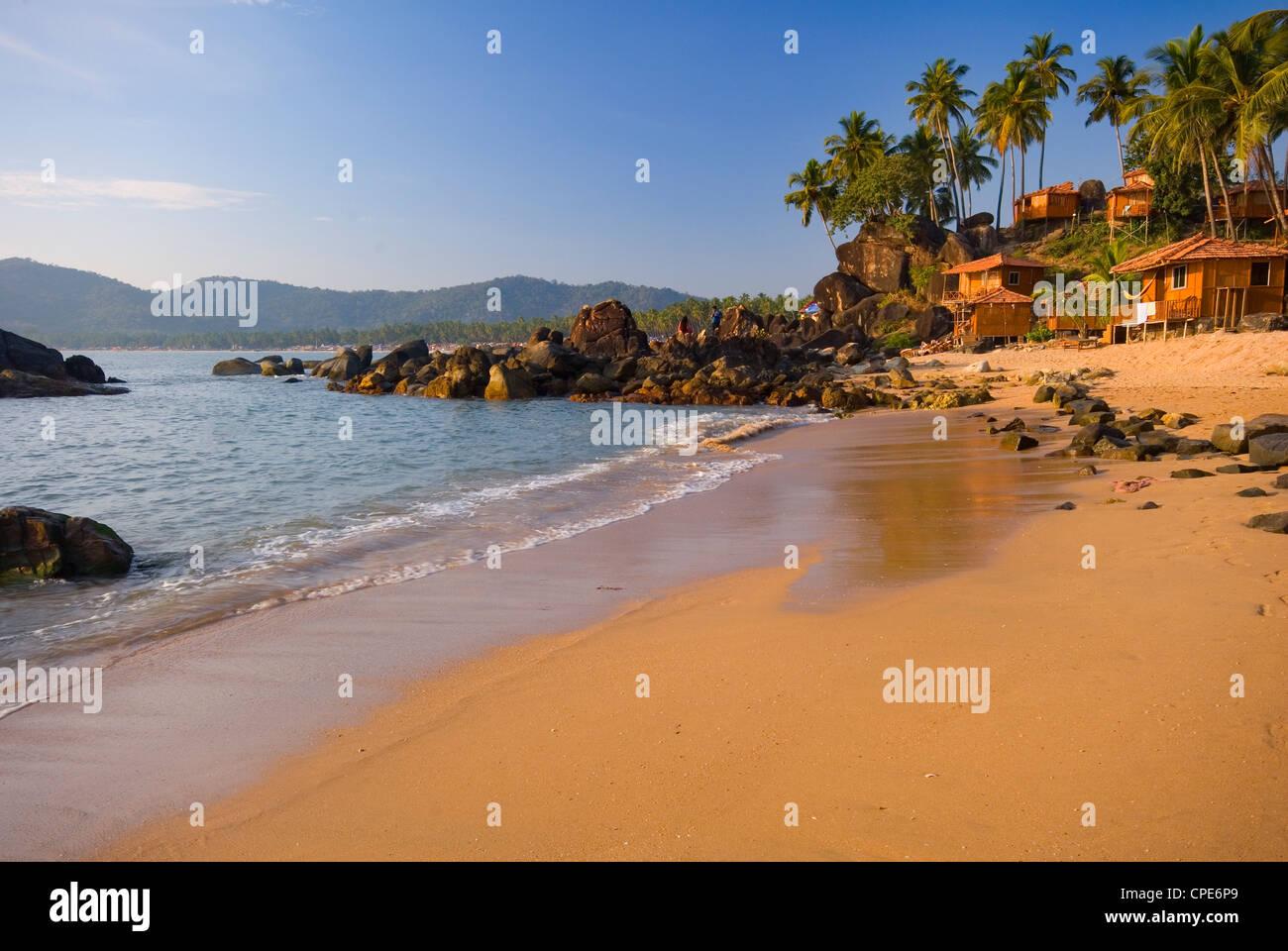 Palolem, Goa, India, Asia - Stock Image