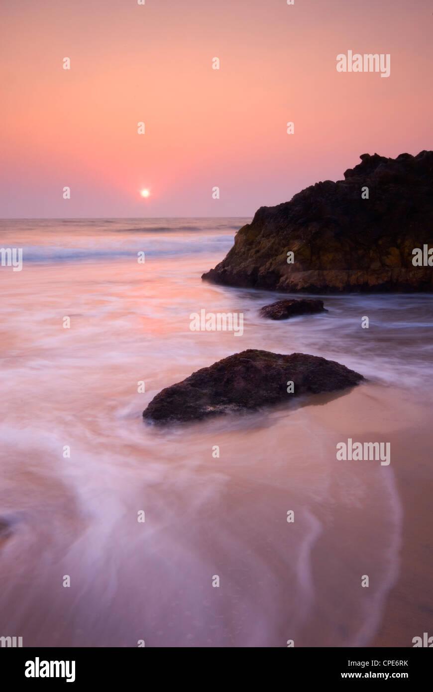 Arambol Beach, Goa, India, Asia - Stock Image