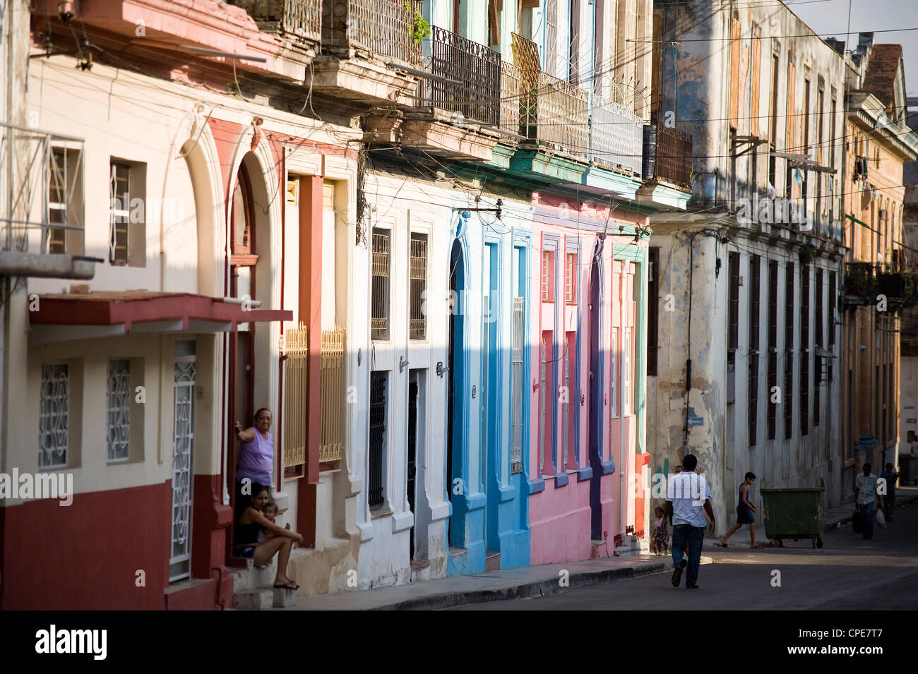 Havana, Cuba, West Indies, Central America - Stock Image