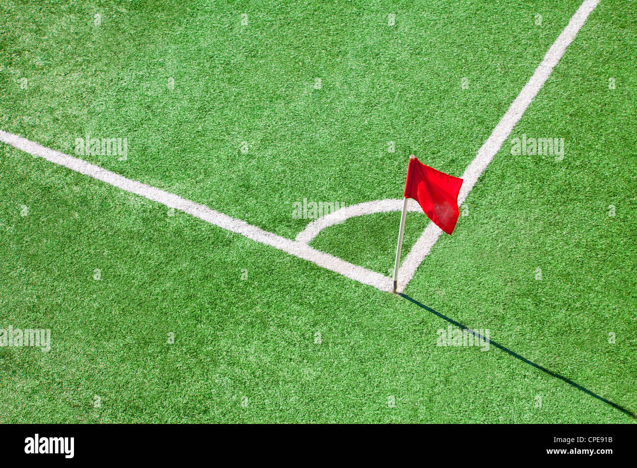 Official Soccer Corner Flags for Turf Fields