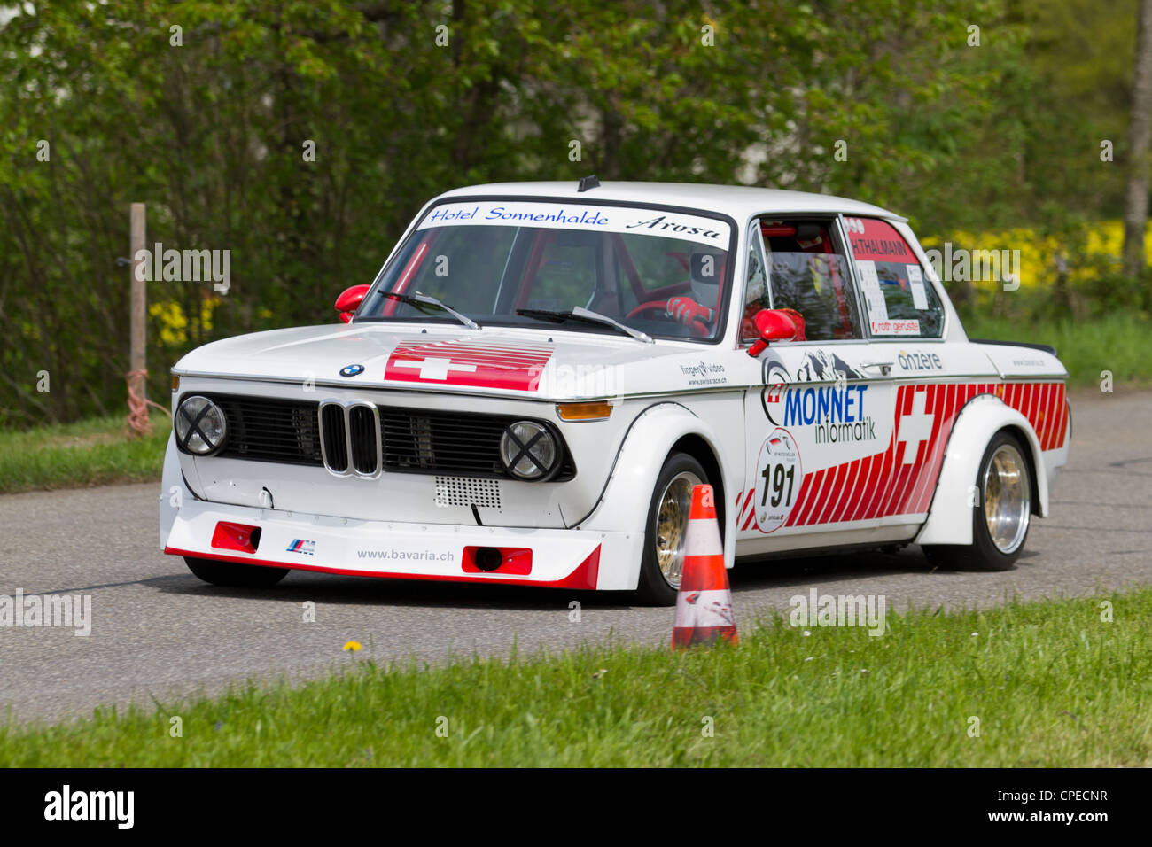 Bmw 2002 High Resolution Stock Photography And Images Alamy