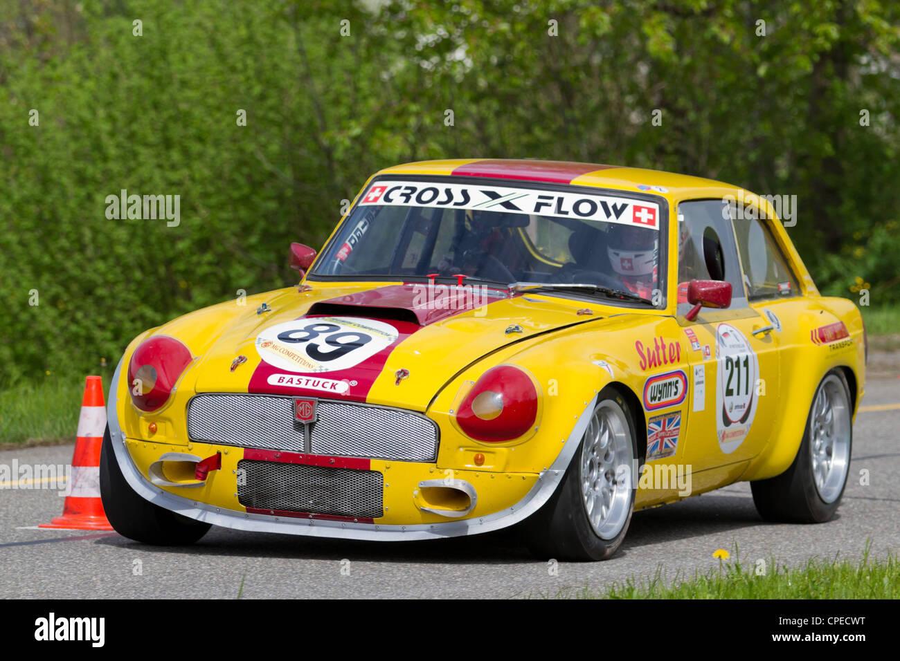 Mg Race Stock Photos & Mg Race Stock Images - Alamy