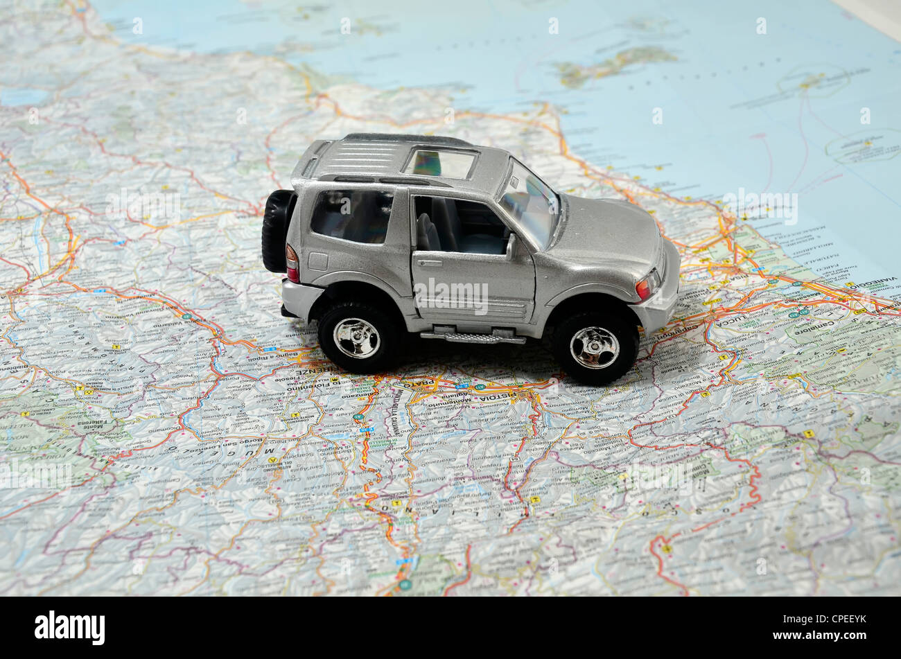 Small Jeep Car Stock Photos Small Jeep Car Stock Images Alamy