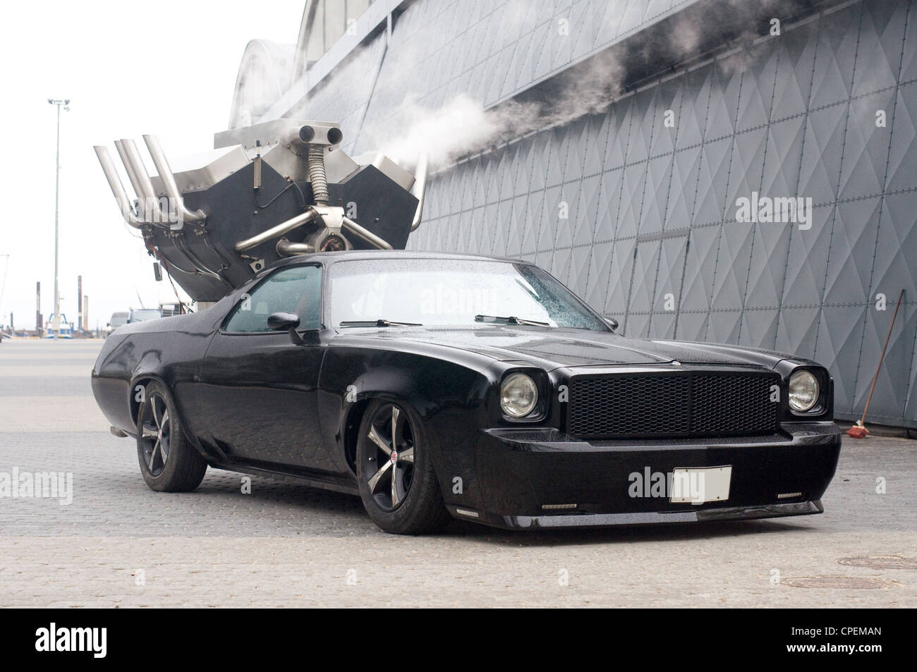 Modern Muscle Car Stock Photos Modern Muscle Car Stock Images Alamy