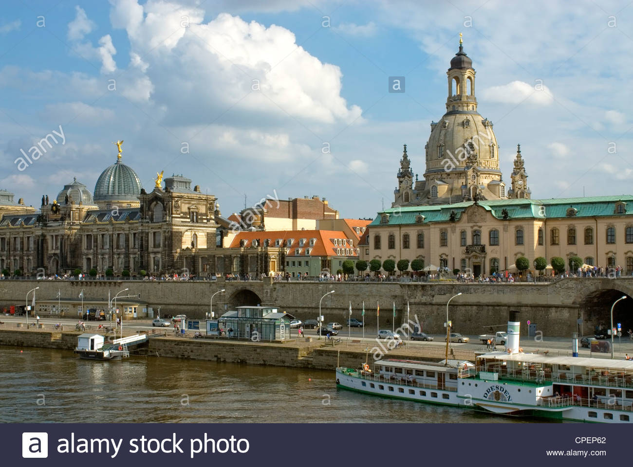 Bruhl S Terrace Dresden Germany Bruhlsche Terrasse Dresden