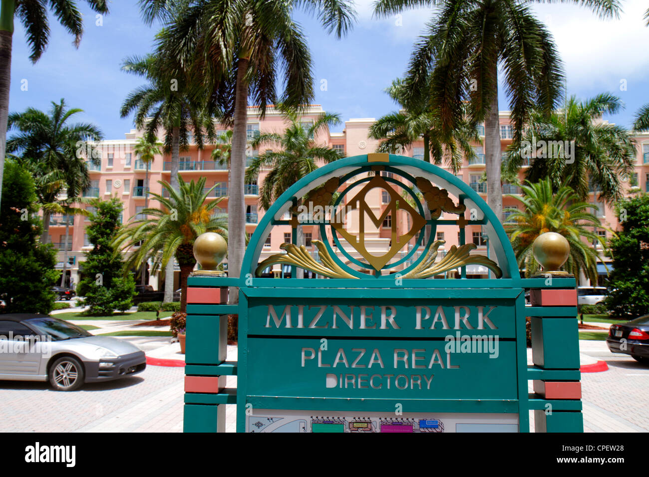 Boca Raton Shopping >> Boca Raton Florida Mizner Park Plaza Real Upscale Shopping