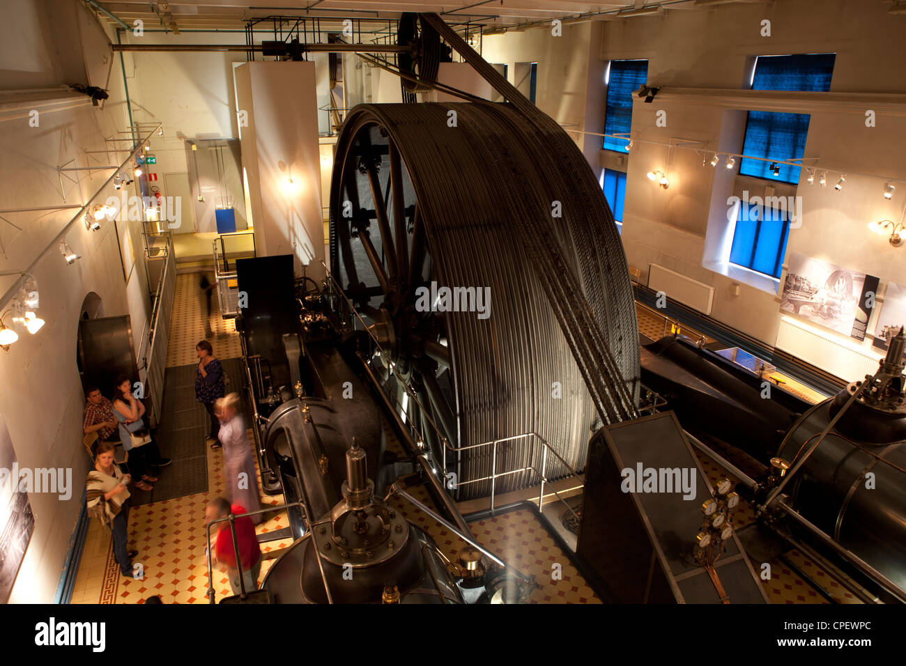 Museum of Labour Tampere Finland - Stock Image