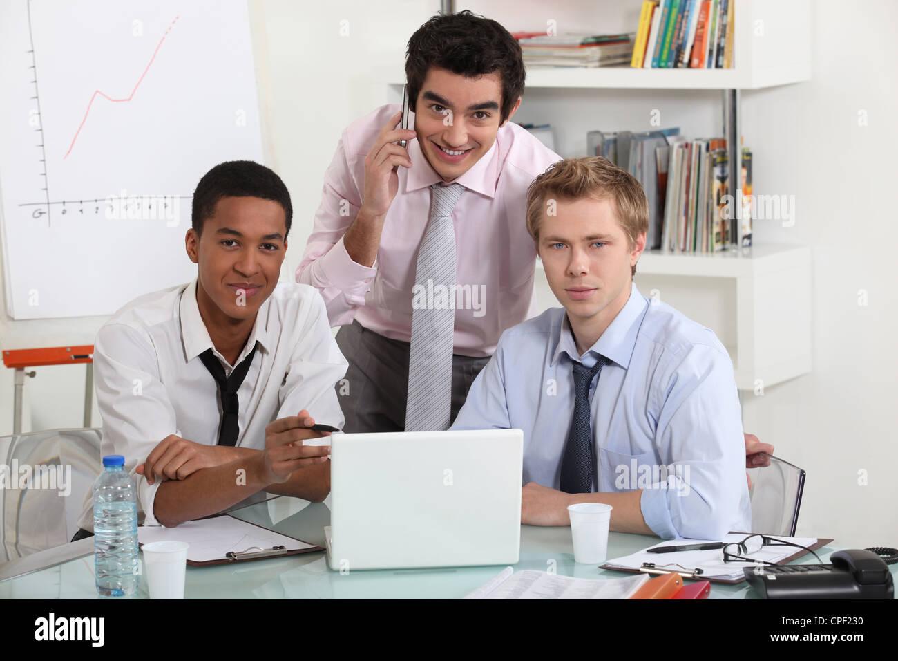 Adult education - Stock Image