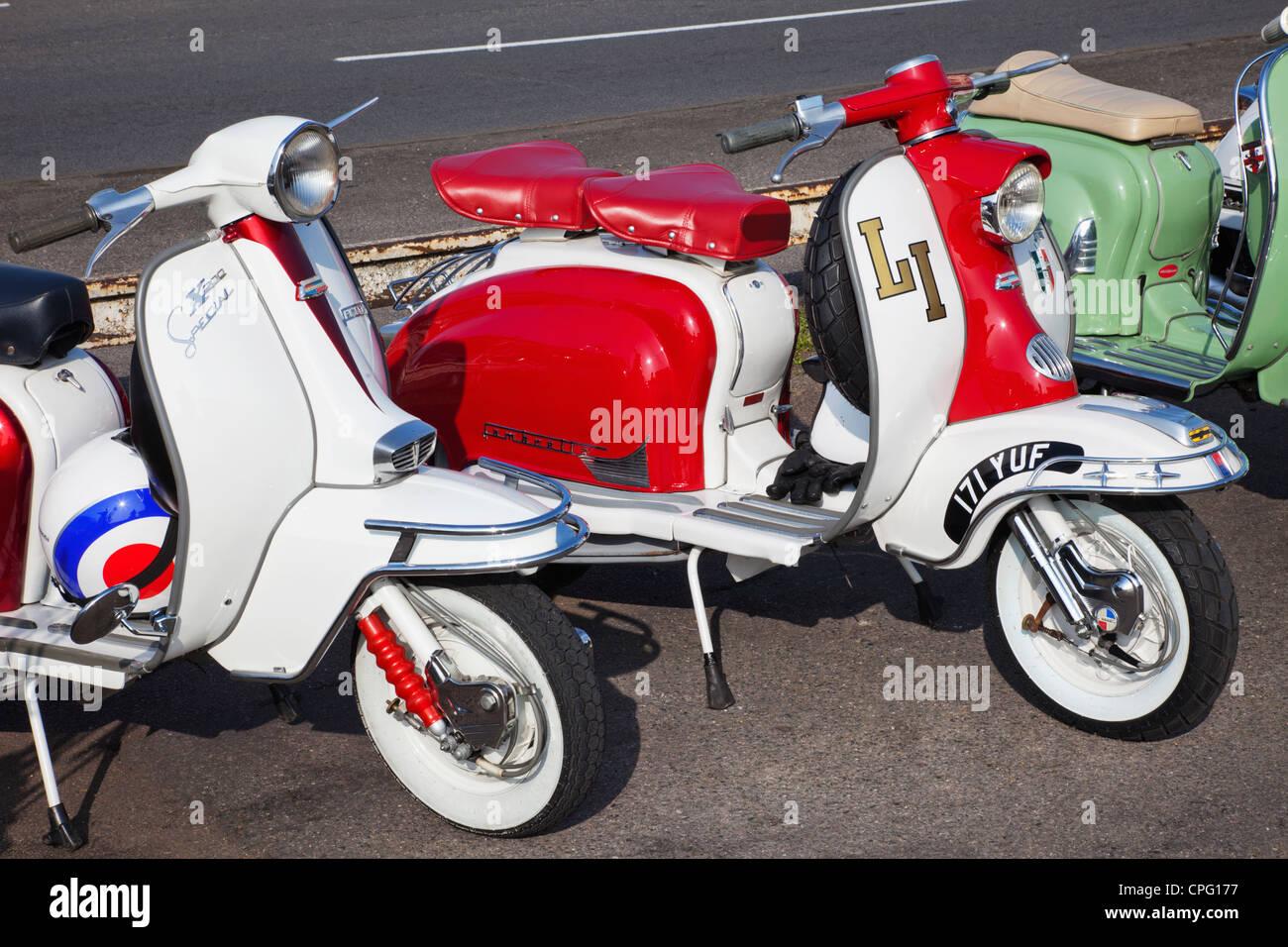 The Vintage Moped Resurgence Wsj