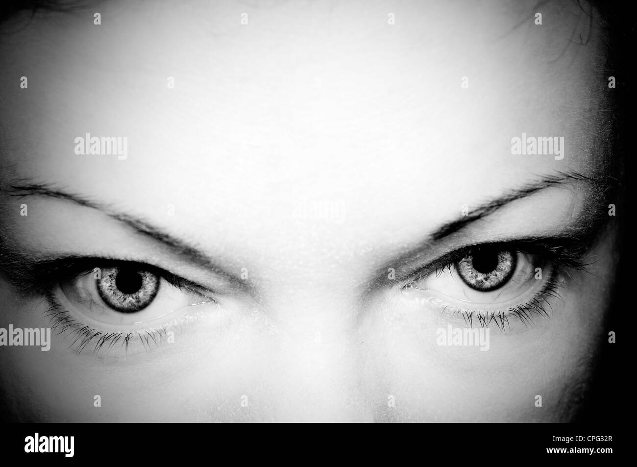 Eyes - Stock Image