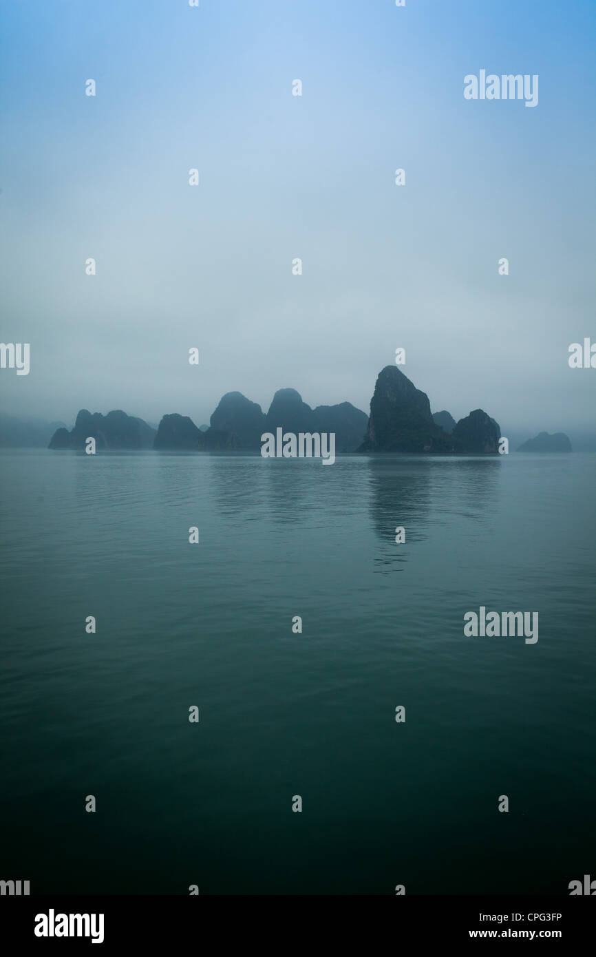 Ha Long Bay, Vietnam - Stock Image