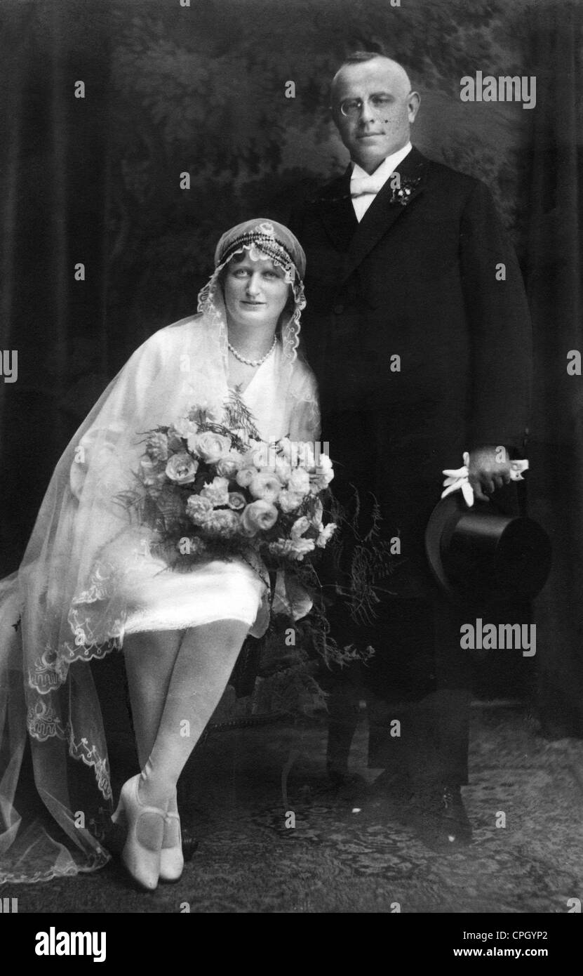 marriage in 1920s