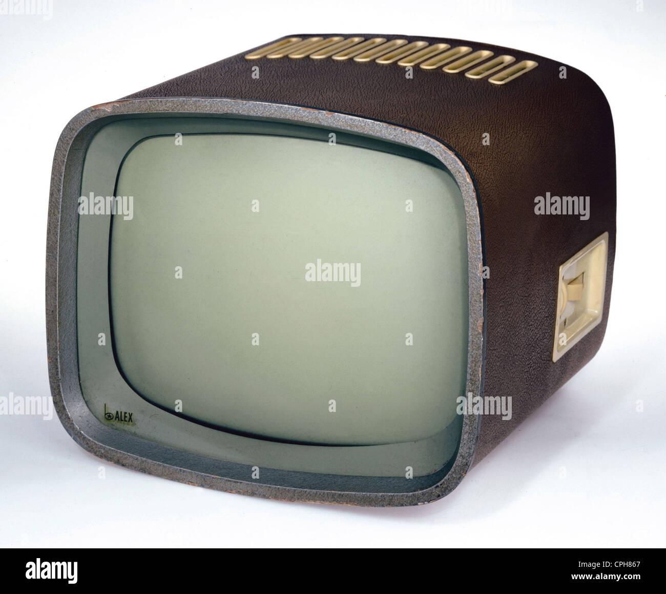 broadcast, television, design tv set Alex FS 0203, with 90s